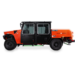 Commander- Diesel Personnel Carrier