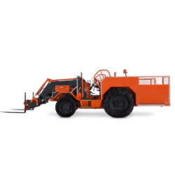 Tractors/Utility Vehicles- Torquematic GenIII MineTractor